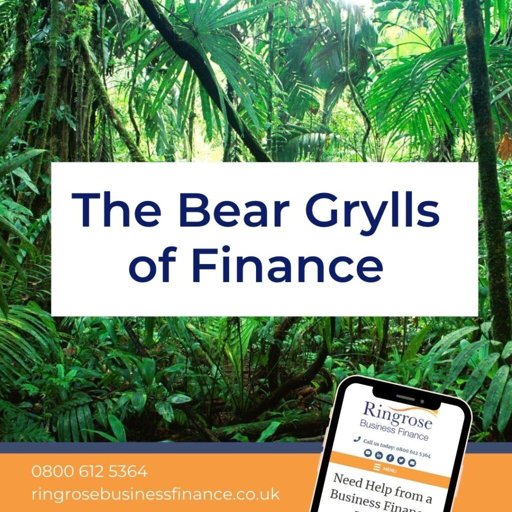 The Bear Grylls of Finance